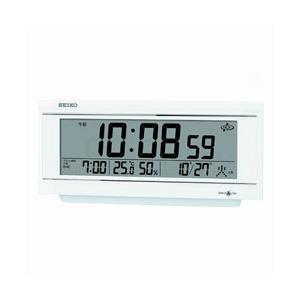 【お取り寄せ】セイコー 衛星電波置き時計 「スペースリンク」 GP501W