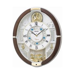 セイコー 電波からくり時計 「ウェーブシンフォニー」 RE575B|y-sofmap