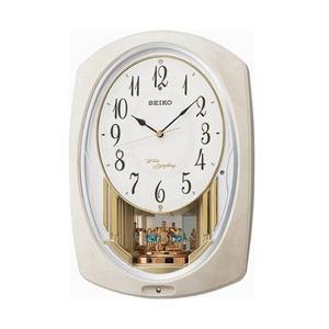 セイコー 電波からくり時計 「ウェーブシンフォニー」 AM261A|y-sofmap