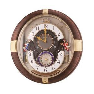 セイコー からくり時計 RE816B|y-sofmap