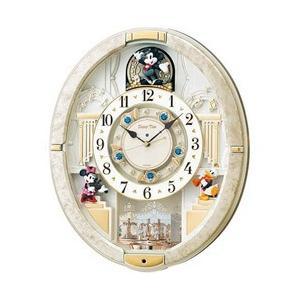 セイコー 電波からくり時計 「ディスニータイム ミッキー&ミニ−」 FW580W|y-sofmap