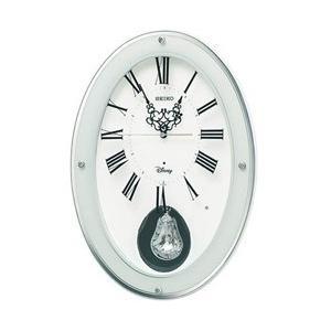 セイコー 電波からくり時計 「大人ディズニー ミッキー&ミニー」 FS508W|y-sofmap