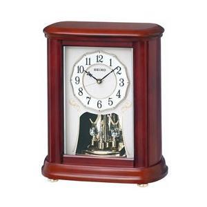 セイコー 電波置き時計 「スタンダード」 BY242B|y-sofmap