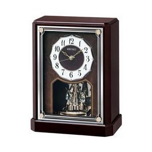 セイコー 電波置き時計 「スタンダード」 BY243B|y-sofmap