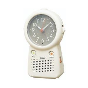 セイコー 録音再生機能つき目覚まし時計 EF506Cの関連商品3