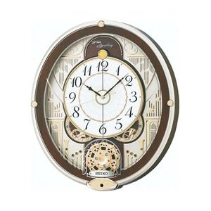 セイコー 電波からくり時計 RE577B|y-sofmap