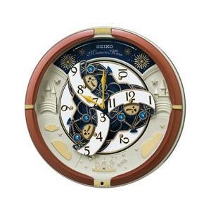 セイコー からくり掛け時計 RE601B|y-sofmap