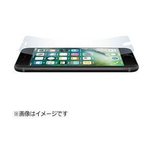 パワーサポート iPhone 7用 AFPクリスタルフィルムセット PBY-01
