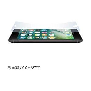 パワーサポート iPhone 7 Plus用 AFPクリスタルフィルムセット PBK-01 [振込不...