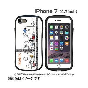 HAMEE iPhone 7用 PEANUTS/ピーナッツ iFace First Classケース...