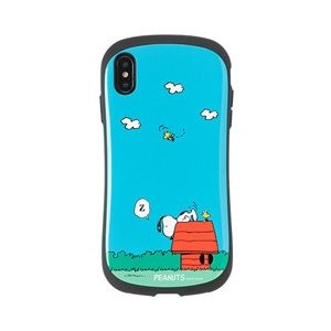 Hamee [iPhone XS Max専用]PEANUTS/ピーナッツ iFace First C...