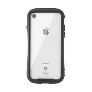 Hamee [iPhone 8/7専用]iFace Reflectionハイブリッドガラスケース(ブ...