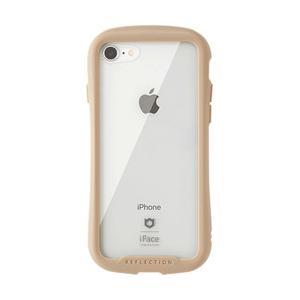 Hamee [iPhone 8/7専用]iFace Reflectionハイブリッドガラスケース(ベ...