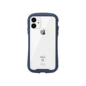 Hamee iPhone 11 6.1インチ iFace Reflection強化ガラスクリアケース...