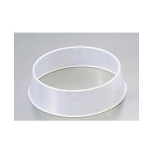 関東プラスチック工業 KK丸皿枠(ポリプロピレン) K-61 23cm用 <NMR39061>|y-sofmap