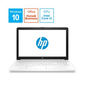 HP 15-da0089TU-OHB 15.6型ノートパソコン Core i3 メモリ8GB HDD1TB Office付き Windows10 ピュアホワイト 4QM57PA-AAAB (4QM57PAAAAB)|y-sofmap
