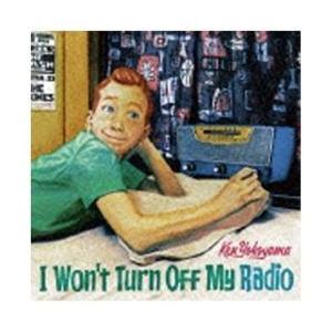 バウンディ 横山健/I Won't Turn Off My Radio 【CD】