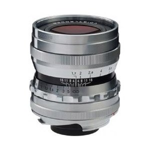 フォクトレンダー カメラレンズ ULTRON 35mm F1.7 Vintage Line Aspherical VM(シルバー)【ライカMマウント】 y-sofmap