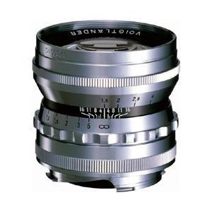 フォクトレンダー カメラレンズ ノクトン50/1.5 VM シルバー y-sofmap