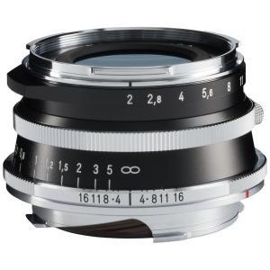 フォクトレンダー ウルトロン ULTRON Vintage Line 35mm F2 Aspherical VM [VMマウント] 広角レンズ(MFレンズ) y-sofmap
