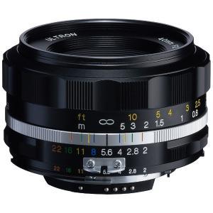 フォクトレンダー カメラレンズ ULTRON 40mm F2 SL IIS(ブラックリム)(CPU付きニコンAi-sマウント)【ニコンFマウント】 y-sofmap