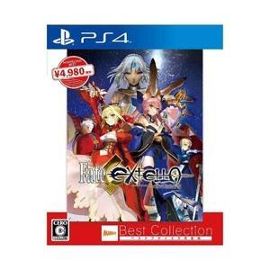 マーベラス Fate/EXTELLA (フェイト/エクステラ) Best Collection 【PS4ゲームソフト】 y-sofmap