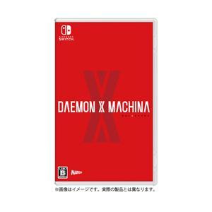 マーベラス DAEMON X MACHINA (デモンエクスマキナ) 【Switchゲームソフト】