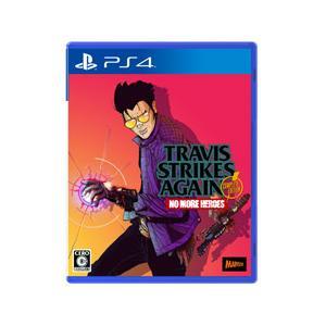 【10/17発売予定】 マーベラス Travis Strikes Again: No More Heroes Complete Edition 【PS4ゲームソフト】|y-sofmap