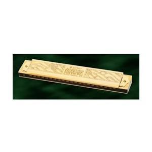 1917年以来、長きにわたって培ってきた技術を結集して造られた複音ハーモニカの最高級品。それが超特級...