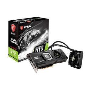 ビデオカード(PCI-EXPRESSx16)/GeForce RTX 2080 Ti/11GB GD...