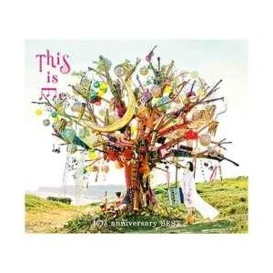 絢香/THIS IS ME〜絢香 10th anniversary BEST〜 通常盤 【CD】