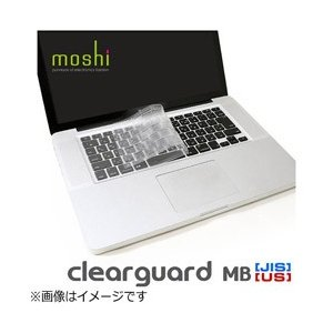 MOSHI キーボードカバー[MacBook Pro/MacBook Air(13インチ)・JIS配...