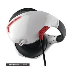 PS VRなどの各種VR用ヘッドセットに対応したバックバンドタイプ、VRの臨場感を楽しめるマイク付き...