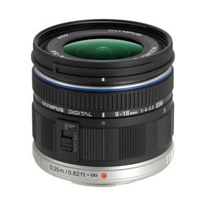 オリンパス カメラレンズ M.ZUIKO DIGITAL ED 9-18mm F4.0-5.6【マイクロフォーサーズマウント】|y-sofmap