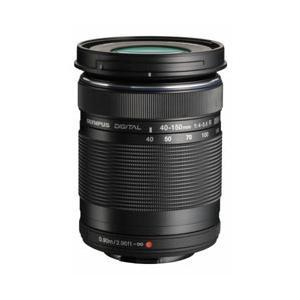 オリンパス カメラレンズ M.ZUIKO DIGITAL ED 40-150mm F4.0-5.6R【マイクロフォーサーズマウント】(ブラック)|y-sofmap