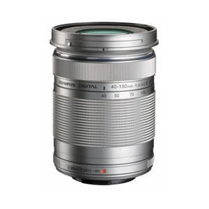オリンパス カメラレンズ M.ZUIKO DIGITAL ED 40-150mm F4.0-5.6R【マイクロフォーサーズマウント】(シルバー)|y-sofmap