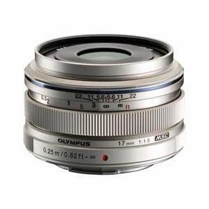 オリンパス カメラレンズ M.ZUIKO DIGITAL 17mm F1.8【マイクロフォーサーズマウント】(シルバー)|y-sofmap