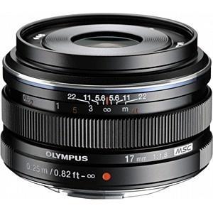 オリンパス カメラレンズ M.ZUIKO DIGITAL 17mm F1.8【マイクロフォーサーズマウント】(ブラック)|y-sofmap