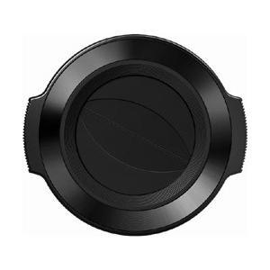 オリンパス 自動開閉キャップ LC-37C BLK ブラック...