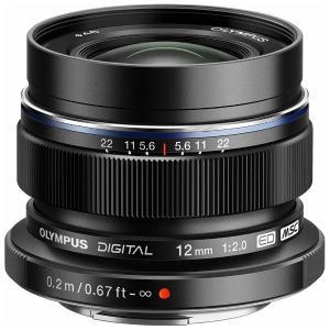 オリンパス カメラレンズ M.ZUIKO DIGITAL ED 12mm F2.0【マイクロフォーサ...
