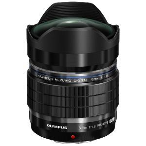 オリンパス カメラレンズ M.ZUIKO DIGITAL ED 8mm F1.8 Fisheye PRO【マイクロフォーサーズマウント】|y-sofmap