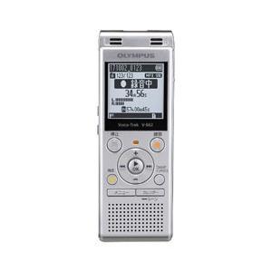 オリンパス ICレコーダー(シルバー) Voice Trek V-862 SLV...