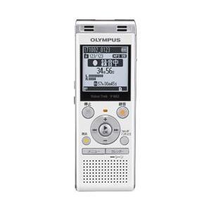 オリンパス ICレコーダー(ホワイト) Voice Trek...