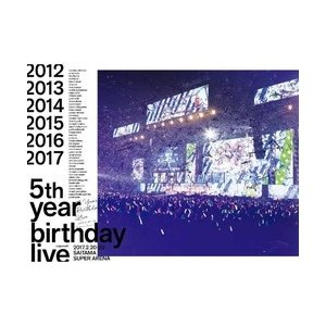 SME 乃木坂46 / 5th YEAR BIR...の商品画像