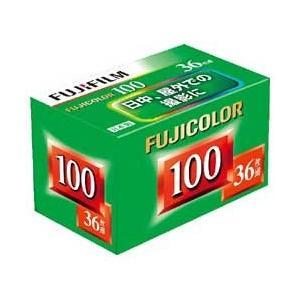 フジフイルム FUJICOLOR 100 S 36枚撮り