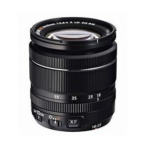 富士フイルム FUJIFILM カメラレンズ XF18-55mmF2.8-4 R LM OIS【FU...