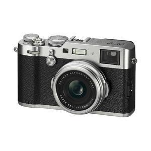究極の高画質を実現するプレミアムコンパクトデジタルカメラ「X100シリーズ」の第4世代。 光学式と電...