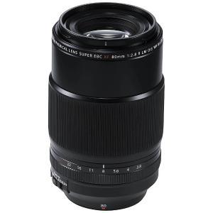 フジフイルム カメラレンズ XF80mmF2.8 R LM OIS WR Macro【FUJIFIL...