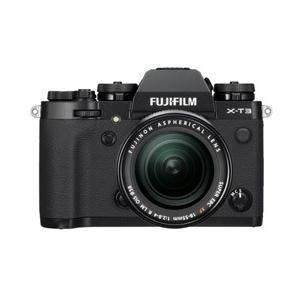 フジフイルム FUJIFILM X-T3 レンズキット ブラック ミラーレス一眼カメラ FXT3LK...