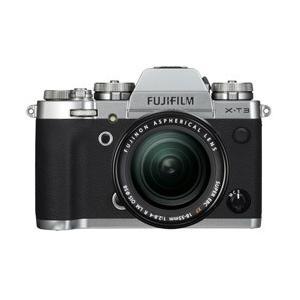 フジフイルム FUJIFILM X-T3 レンズキット シルバー ミラーレス一眼カメラ